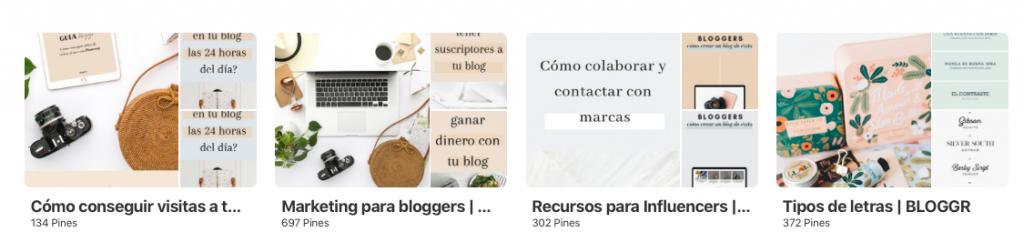 Cómo conseguir miles de visitas al mes con Pinterest