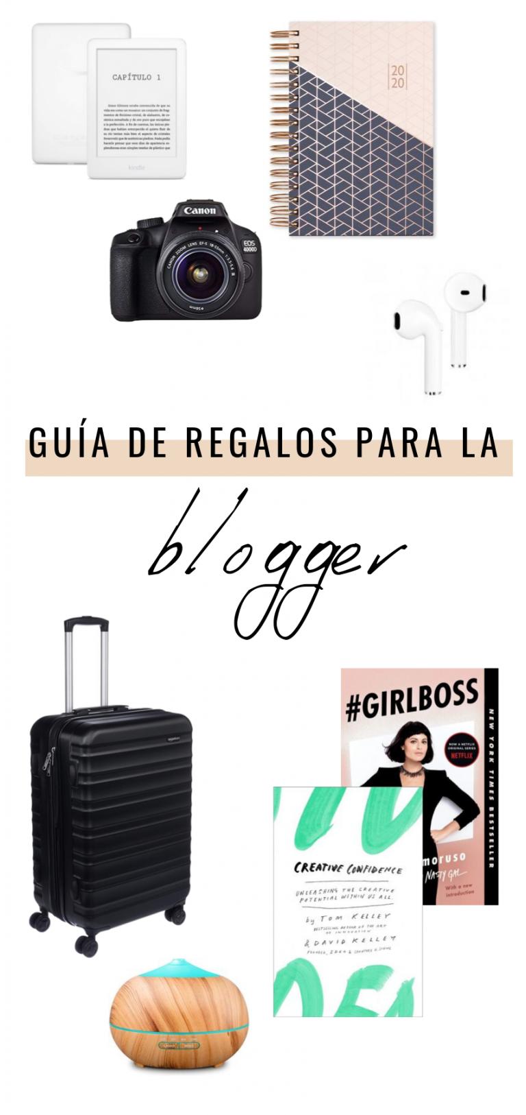 La guía de regalos perfecta para bloggers y emprendedoras