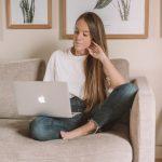 Cómo trabajar desde casa (Rutina para emprendedoras)