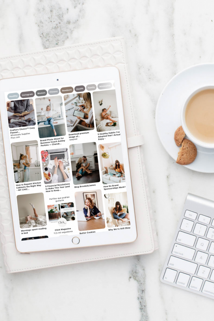 pinterest para emprendedoras y bloggers